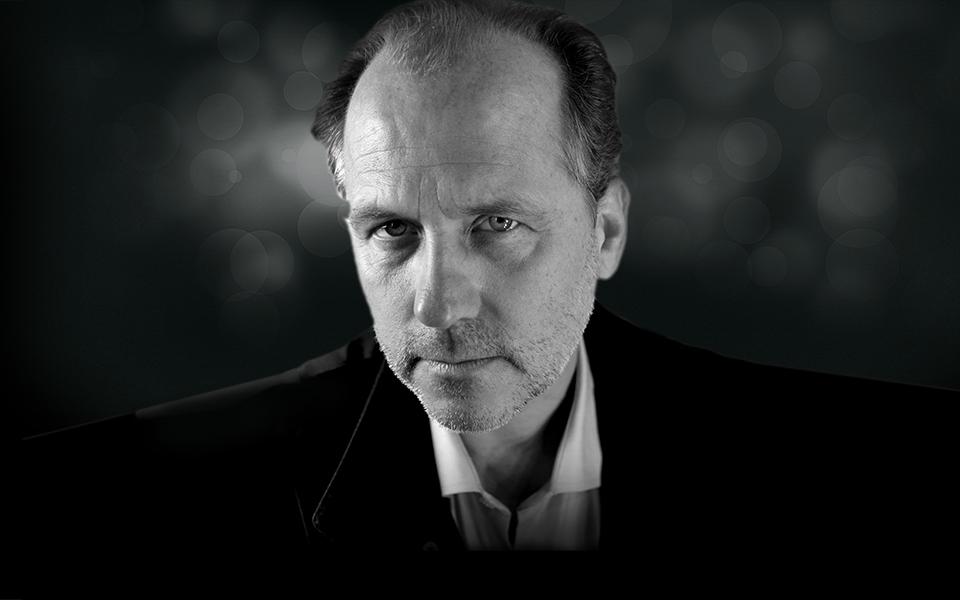 Der Schauspieler Michael Walde-Berger