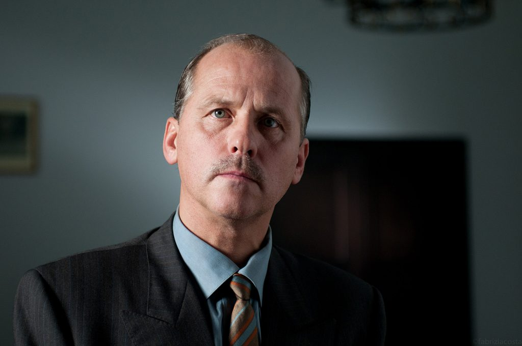 Michael Walde-Berger in der Hauptrolle als Ing. Richard Berger