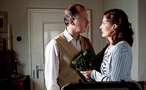Michael Walde-Berger mit Christine Mayn   als dessen Ehefrau Grete Berger